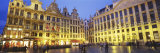Grand Place, Brussels, Belgium Photographic Print