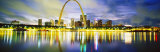 Evening, St. Louis, Missouri, USA Photographic Print by  Panoramic Images