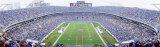 NFL Football, Ericsson Stadium, Charlotte, North Carolina, USA Photographic Print by  Panoramic Images