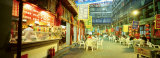 Evening at Market, Beijing, China Photographic Print by  Panoramic Images
