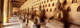 Vat Si Saket, Vientiane, Laos Photographic Print by  Panoramic Images