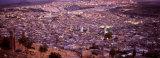 Fes, Morocco Fotografisk trykk av Panoramic Images,