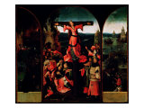St. Liberata Triptych Giclee Print by Hieronymus Bosch
