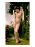 Cupidon, 1891 Reproduction procédé giclée par William Adolphe Bouguereau