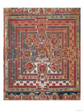 Mandala of Vaishravana Giclee Print