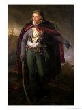 Jacques Cathelineau 1824 Giclée-tryk af Anne-Louis Girodet de Roussy-Trioson
