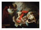 Charon Conveying the Souls of the Dead Across the Styx, 1860 Giclee Print by Konstantin Petrovich Pomerantsev