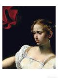 Judith and Holofernes, 1599 Giclée-vedos tekijänä  Caravaggio
