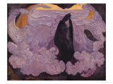 The Violet Wave, circa 1895-6 Giclee Print by Georges Lacombe