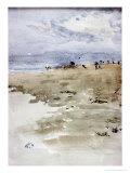 Westgate Reproduction procédé giclée par James Abbott McNeill Whistler