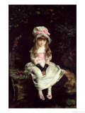 Cherry Ripe, 1879 Giclee Print by John Everett Millais