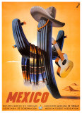 Senor Cactus Poster
