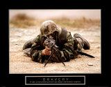 Bravery (Coraggio)  Poster