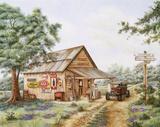 El taller de Mike Láminas por Kay Lamb Shannon
