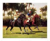 Polo Prints by John Leone