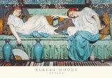 Apples Posters by Albert Joseph Moore