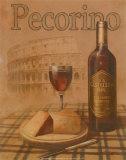 Pecorino: Roma Póster por T. C. Chiu