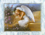 Angel at Rest Posters by Edward Tadiello