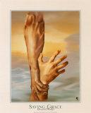 Saving Grace Poster von Garret Walker