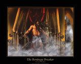 The Bondage Breaker Posters by Garret Walker
