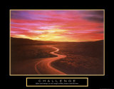 Challenge: Winding Road Stampe