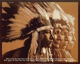 Native Wisdom Kunstdrucke