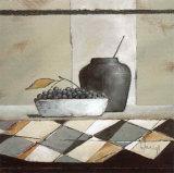 Still Life in Grey II Affiches par Franz Heigl