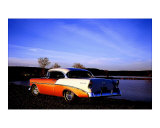 1956 Chevy Bel Air Giclee Print by Jerry Koontz