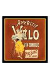 Vintage Apertif Gicléetryck av Kate Ward Thacker