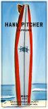 Jaffurs Wine Cellars, Red, 2005 Kunst af Hank Pitcher