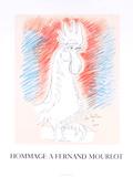 Homage a Fernand Mourlot Samletrykk av Jean Cocteau