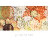 Thai Spice I Prints by Kate Birch