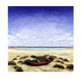 Boote Am Meer Limited Edition by Folkert Rasch