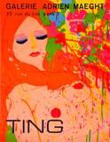 Galerie Maeght II Plakater av Walasse Ting