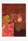 Pastorale Limited Edition av Valerio Adami