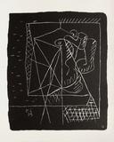 Entre-Deux No. 14 Samlarprint av Le Corbusier,