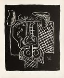 Entre-Deux No. 15 Samlarprint av Le Corbusier,