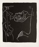 Entre-Deux No. 11 Samlarprint av Le Corbusier,