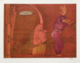 Naissance de la Peinture Limited Edition av Valerio Adami