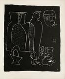 Entre-Deux No. 6 Samlarprint av Le Corbusier,