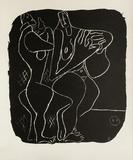 Entre-Deux No. 2 Samlarprint av Le Corbusier,