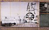 Reichstag XVI - Signed Reproduction pour collectionneur par  Christo