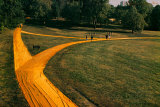 Walk Ways, 1978 Collectable Print by  Christo