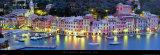 Portofino - Italy Poster di John Lawrence