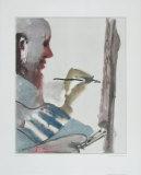 Der Maler Bei der Arbeit Sammlerdrucke von Pablo Picasso
