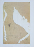 Female Torso, 1911 Posters by Egon Schiele