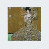 Adele Bloch-Bauer I Láminas por Gustav Klimt