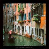 Venedig – Italien Kunstdrucke von Stuart Black