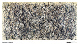 One, No. 31 Art by Jackson Pollock