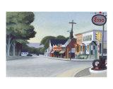 Retrato de Orleans, 1950 Láminas por Edward Hopper